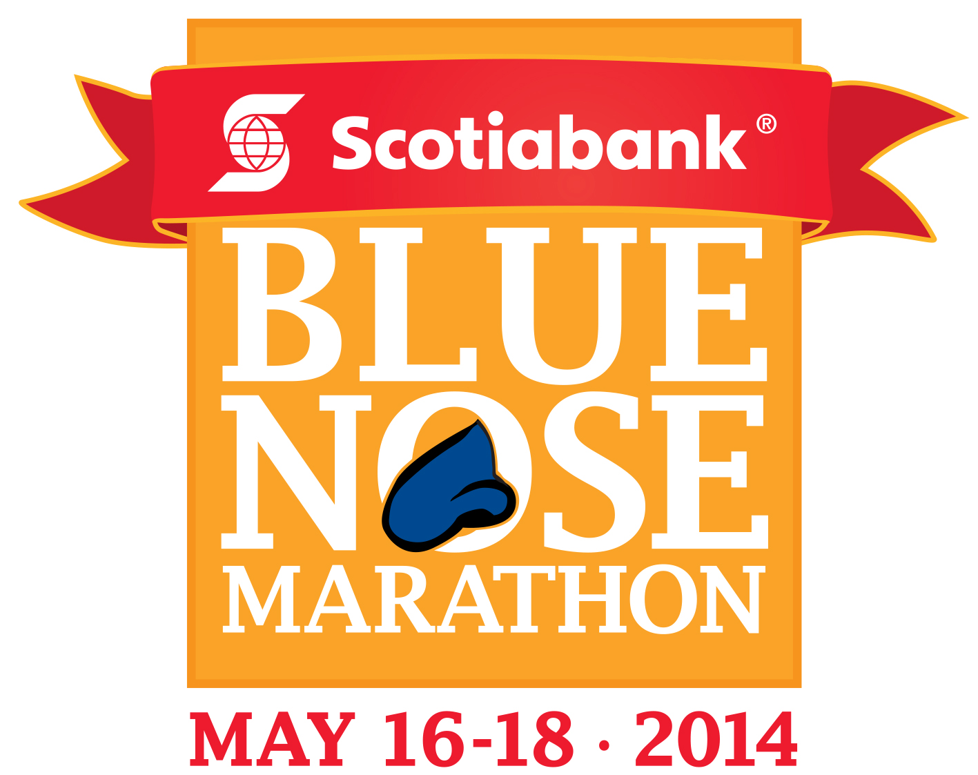 Blue Nose 2014 logo