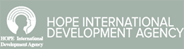 HOPE International Development Agency. 40 years of helping the worlds poorest familes
