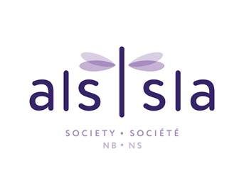 the logos for ALS Canada and the Walk for ALS