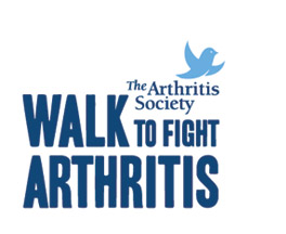 Arthritis Society Walk to Fight Arthritis