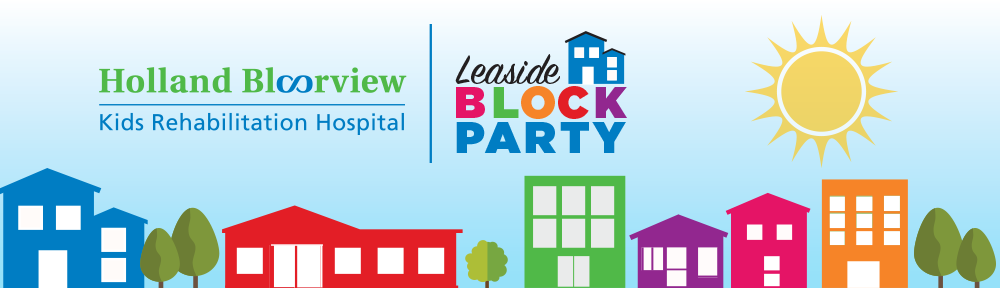Leaside Block Party
